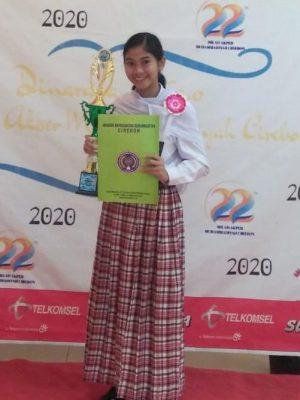Juara 2 Lomba Speech Contest